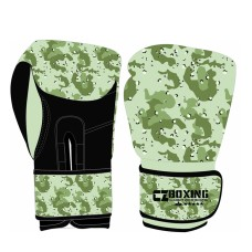 Camouflage Boxing Gloves
