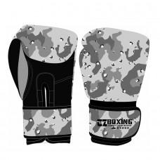 Camo Printed Gloves